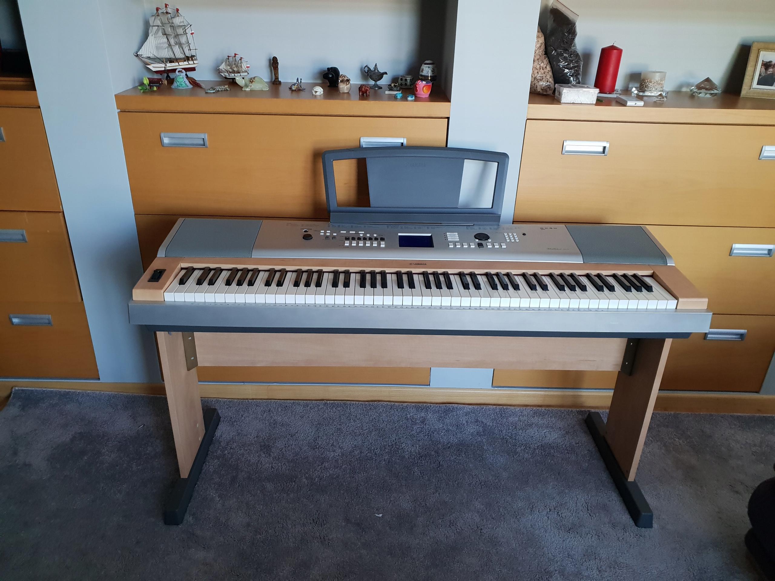Yamaha DGX 630 jak nowe pianino ważona klawiatura