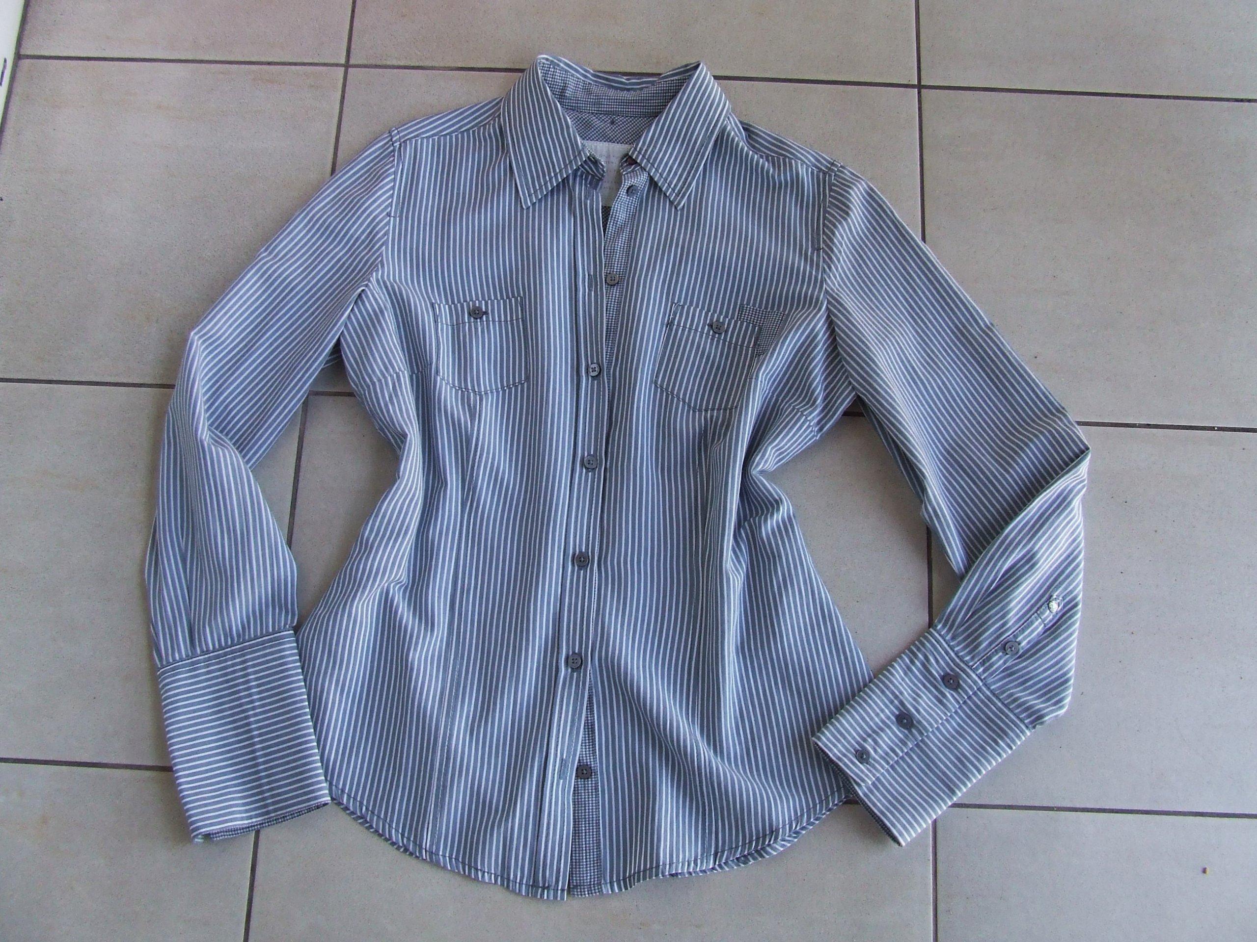 0e715ae56f9ee2 OPUS śliczna koszula 38/40 sklep 250 świetny model - 7133837608 ...