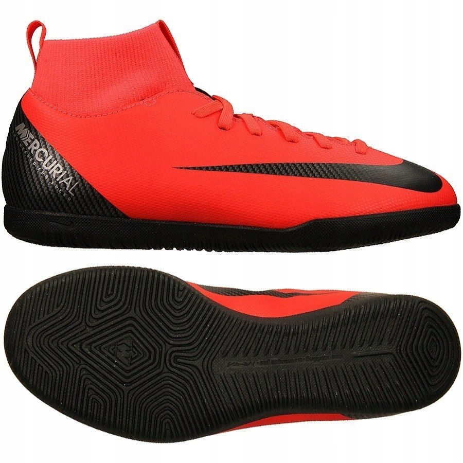 pretty nice b880e be9b3 Buty Halowe Nike CR7 Ronaldo skarpeta Halówki 37.5