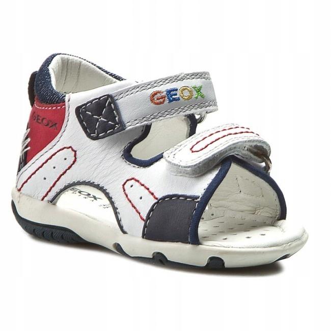 Sandały GEOX B62L8C 08532 C0899 r.21 STAN IDEALNY
