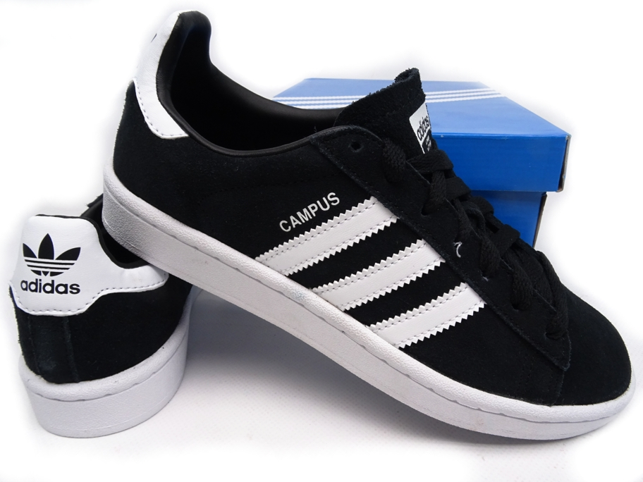 factory authentic d07b8 c88e7 BUTY ADIDAS CAMPUS Jr (r.38) - by9580