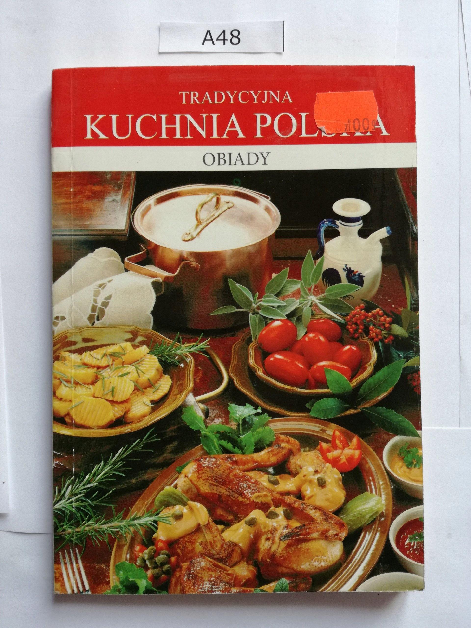 Tradycyjna Kuchnia Polska Obiady Solakiewicz 6931940688