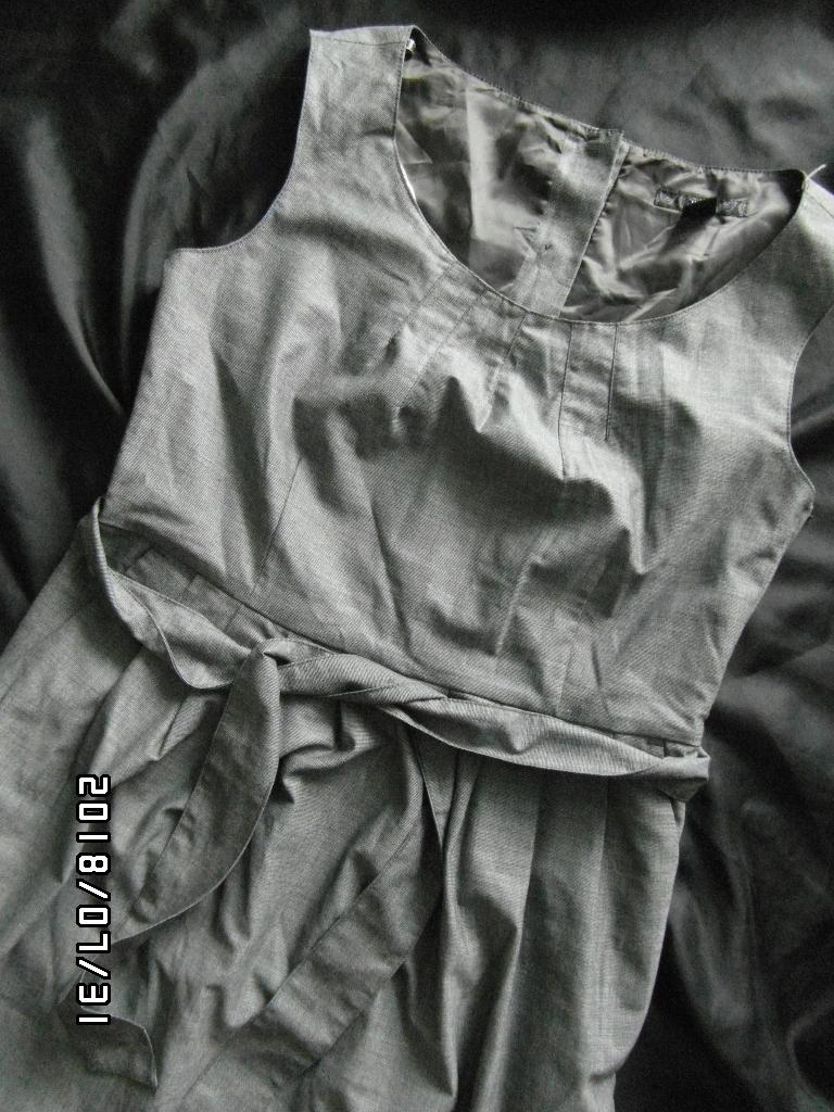 b6081418e4 H M Sukienka Szara Do Pracy 40 42 - 7501898333 - oficjalne archiwum ...