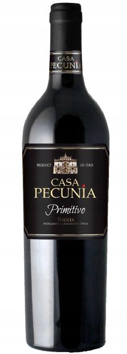 Casa Pecunia Primitivo !