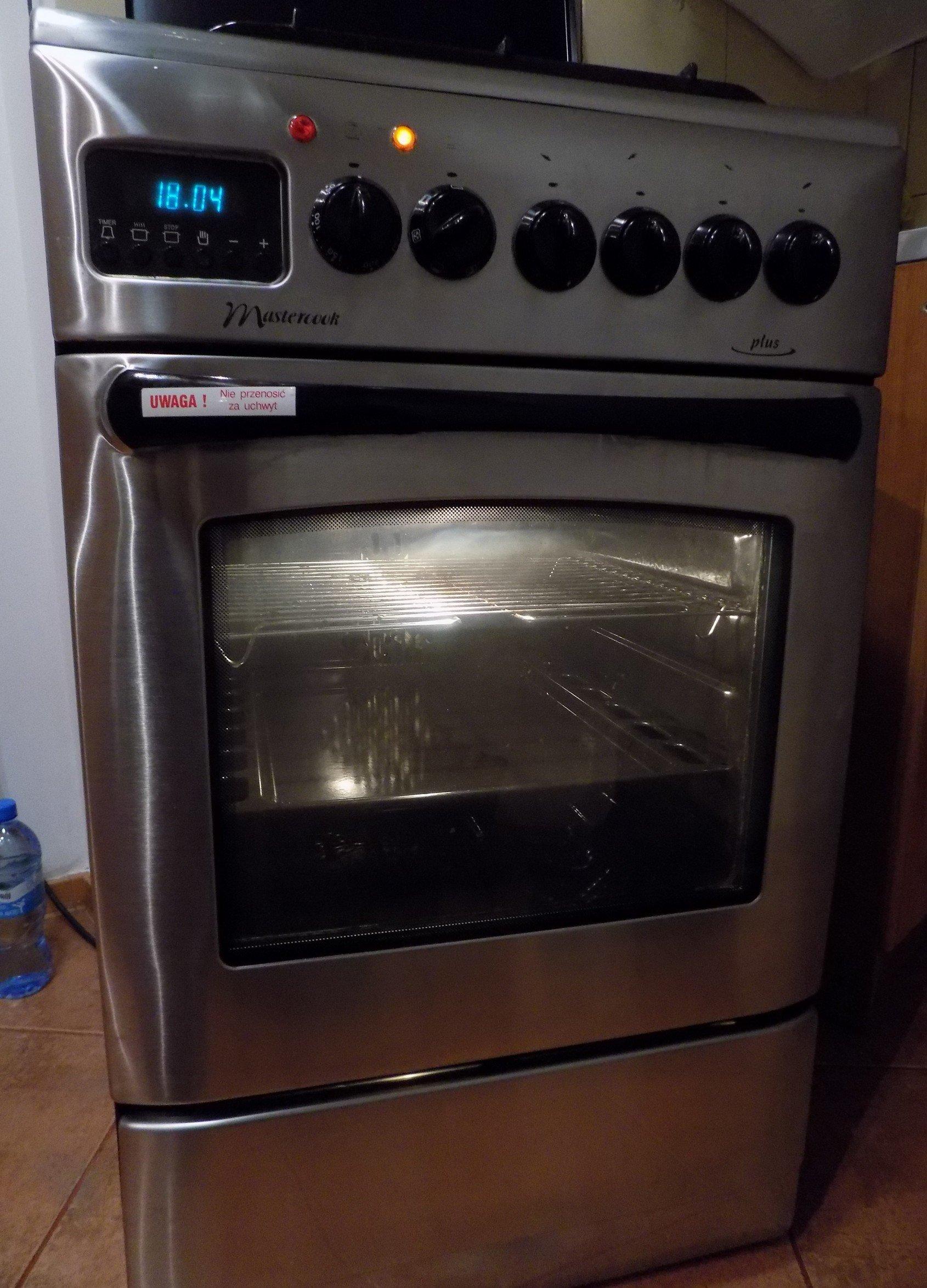 Kuchnia Gazowo Elektryczna Mastercook 3400 Hl62 Scotthumane