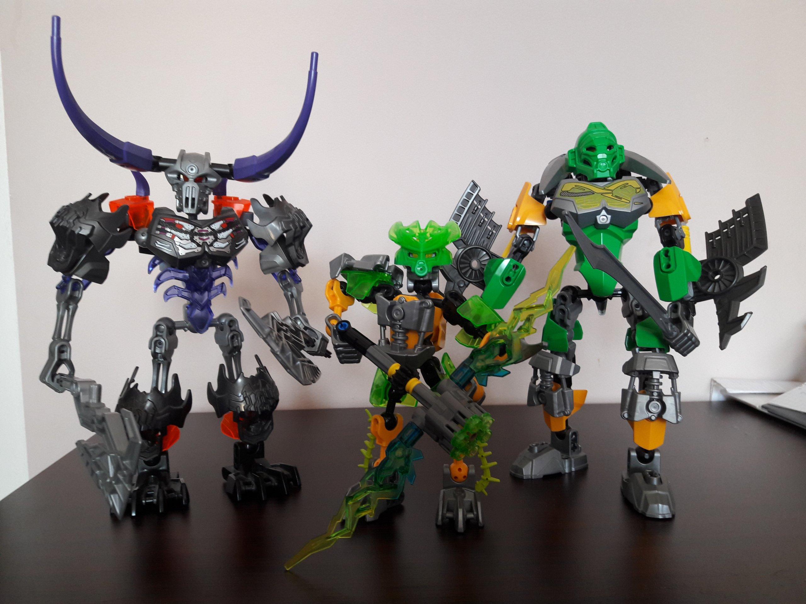 Roboty Lego Bionicle 7169196079 Oficjalne Archiwum Allegro