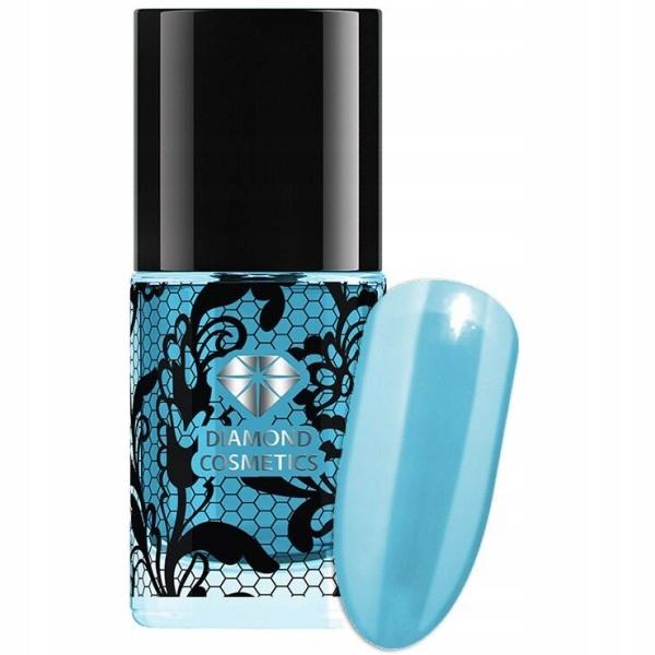 SEMILAC Lakier Klasyczny Paznokci 044 Intense Blue