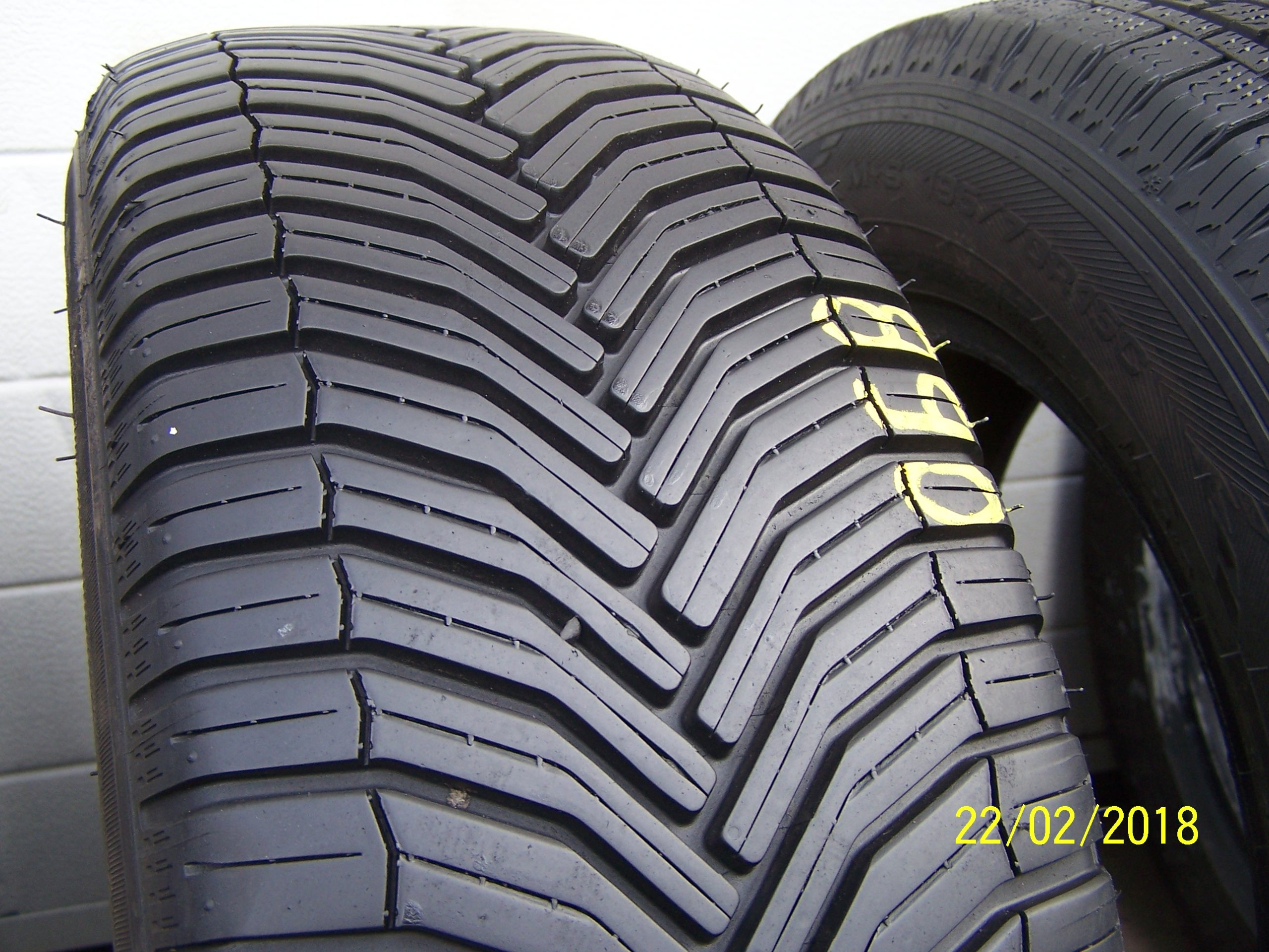 20555r16 94v Xl Michelin Crossclimate 7mm 2017r 7200503575
