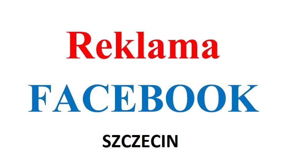 Reklama Facebook zdjęcie w tle Szczecin 182 600