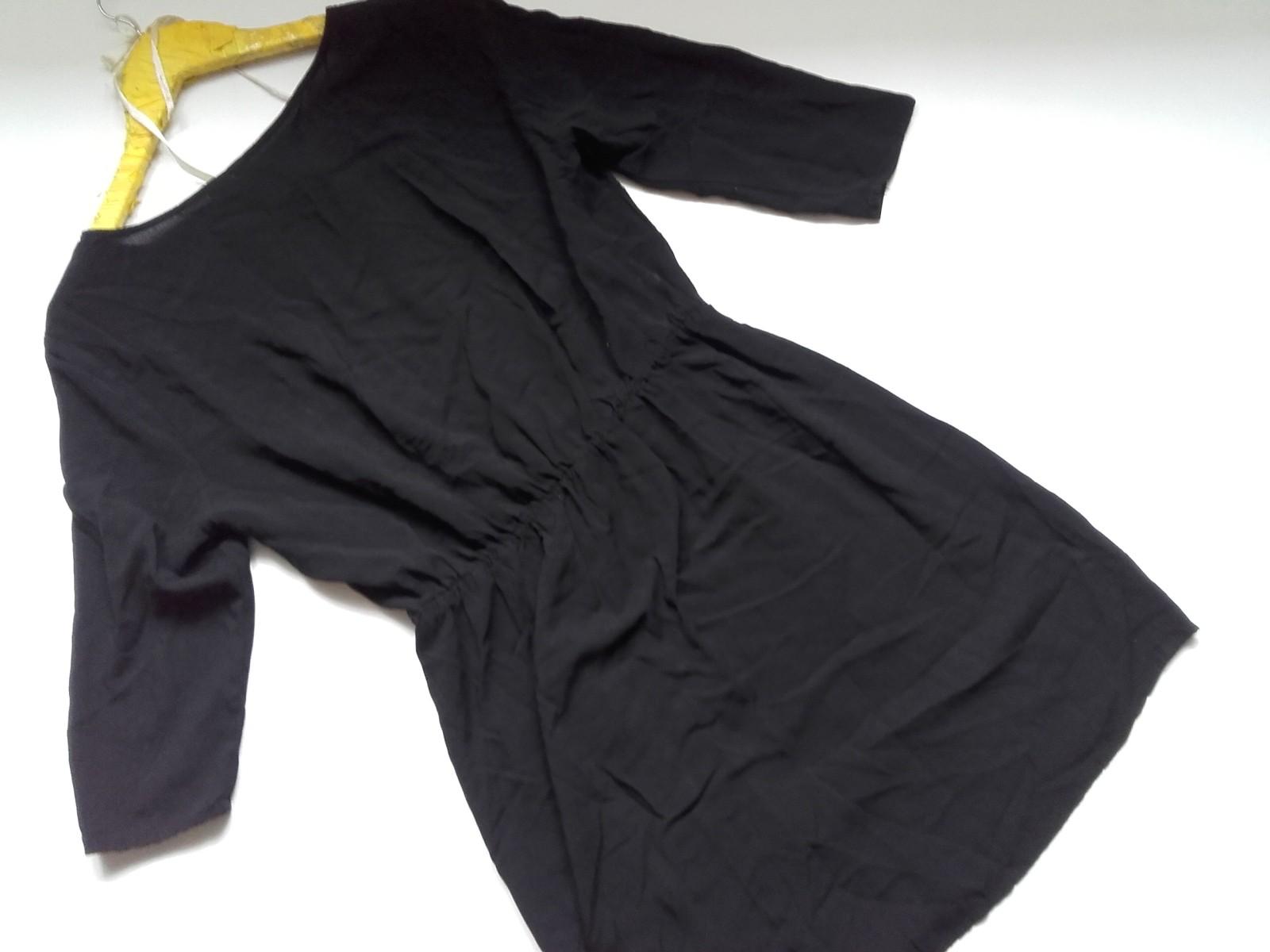124d561543 H M   42   Sukienka ciążowa z wiązaniem   - 7448030586 - oficjalne ...