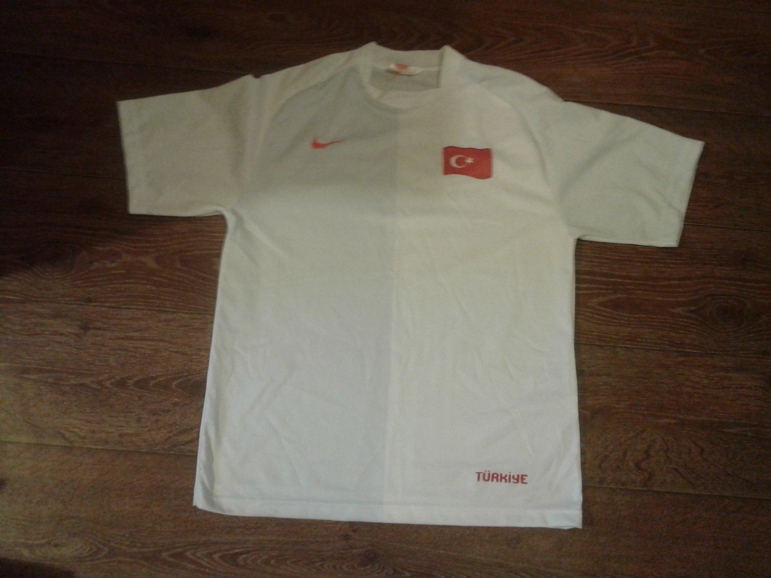 najlepsza wartość sklep internetowy odebrane Koszulka Turcja nike M ( adidas umbro puma kappa ...