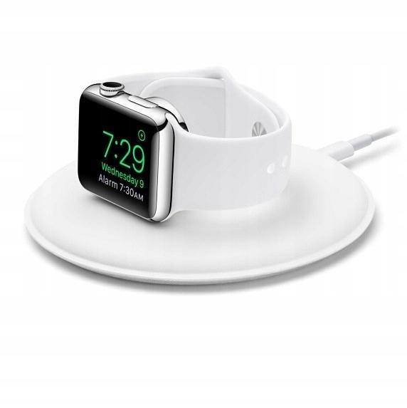 Magnetyczna stacja ładująca Apple Watch - biała