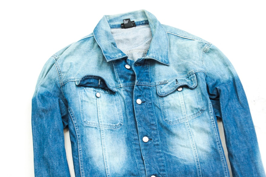 8821f08f P Diesel Kurtka Dżinsowa Męska Katana Jeans r XXL - 7361835562 ...