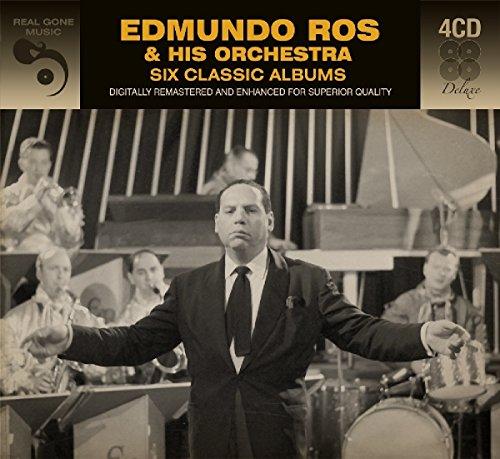CD Ros, Edmundo & Orchestra - Six Classic Alb