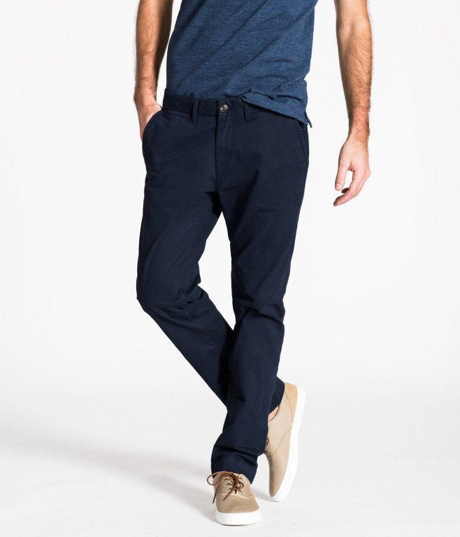 SPODNIE CHINOS REGULAR FIT KAPPAHL HR GRANAT 32/34