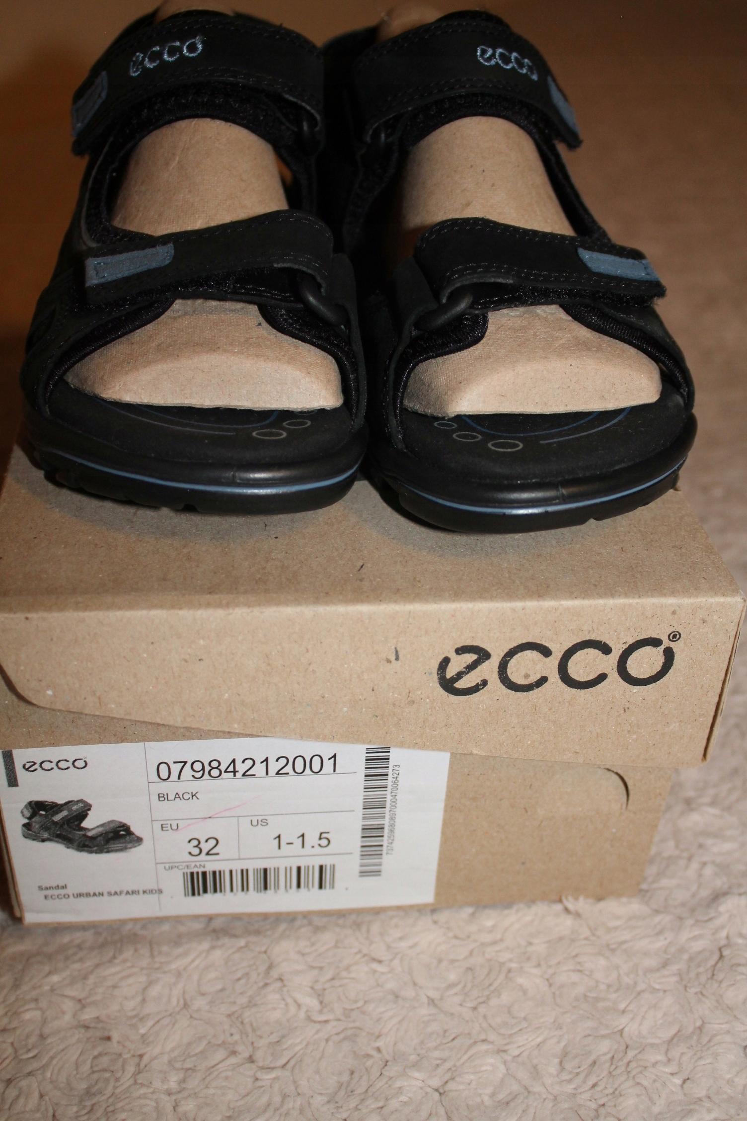 f8374085 Sprzedam sandały ECCO dla chłopca rozm. 32 - 7599095001 - oficjalne ...
