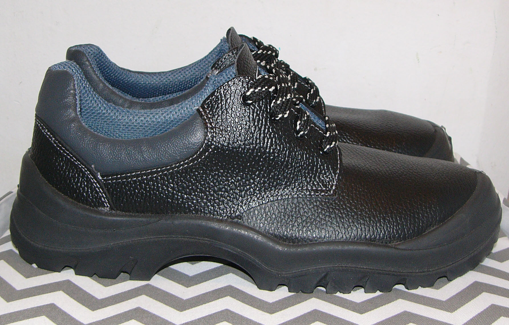 SANTOS buty robocze MADE IN FRANCE SAFETY STEEL 48