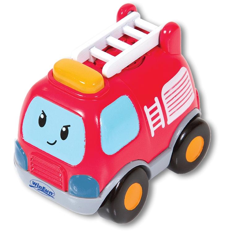 Smily Play Wóz Strażacki Auto Mówiące Pojazd 7562116997