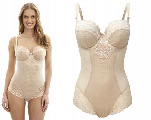 85H Panache Envy body modelujące nude