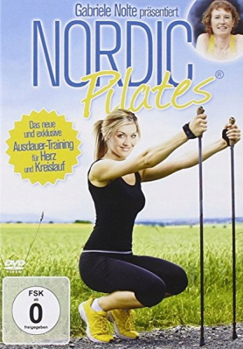 Nordic Pilates [DVD] [Region 1] [NTSC]