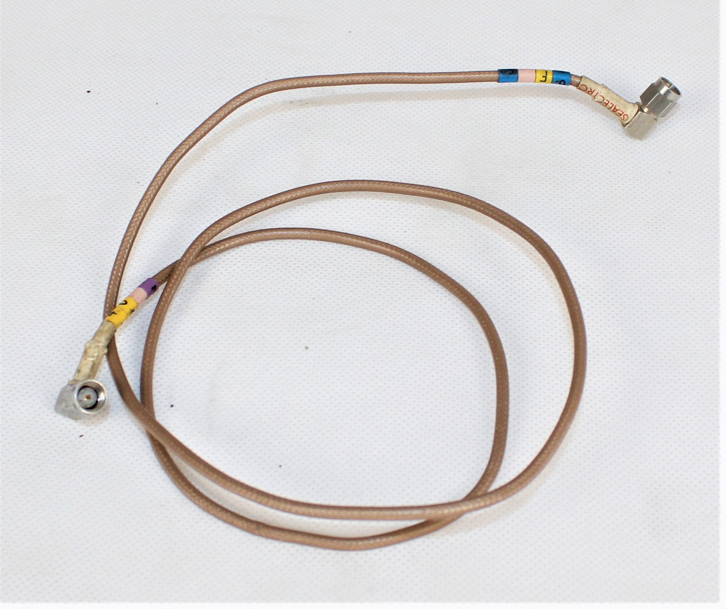 Przewód koncentryczny PTFE 2 x SMA 73 cm