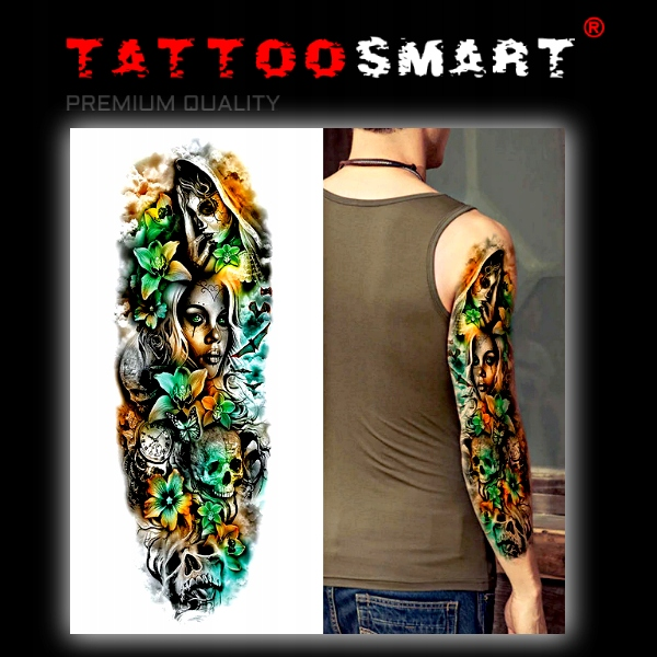 Bezpieczny Eco Tatuaż High Quality 2019 Ts08