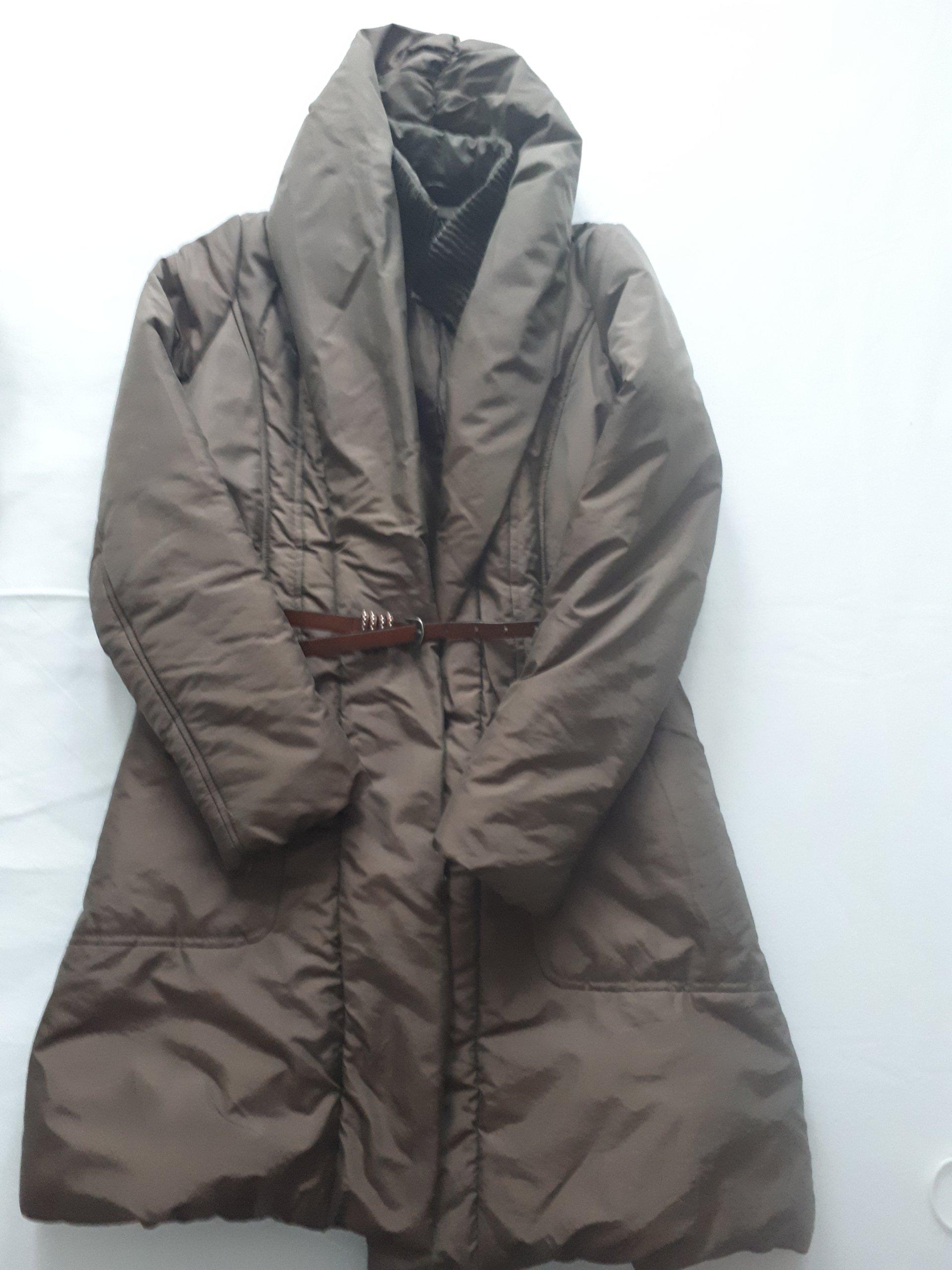 711ec374 Płaszcz kurtka puchowa Carry XS/S - 7165284111 - oficjalne archiwum ...