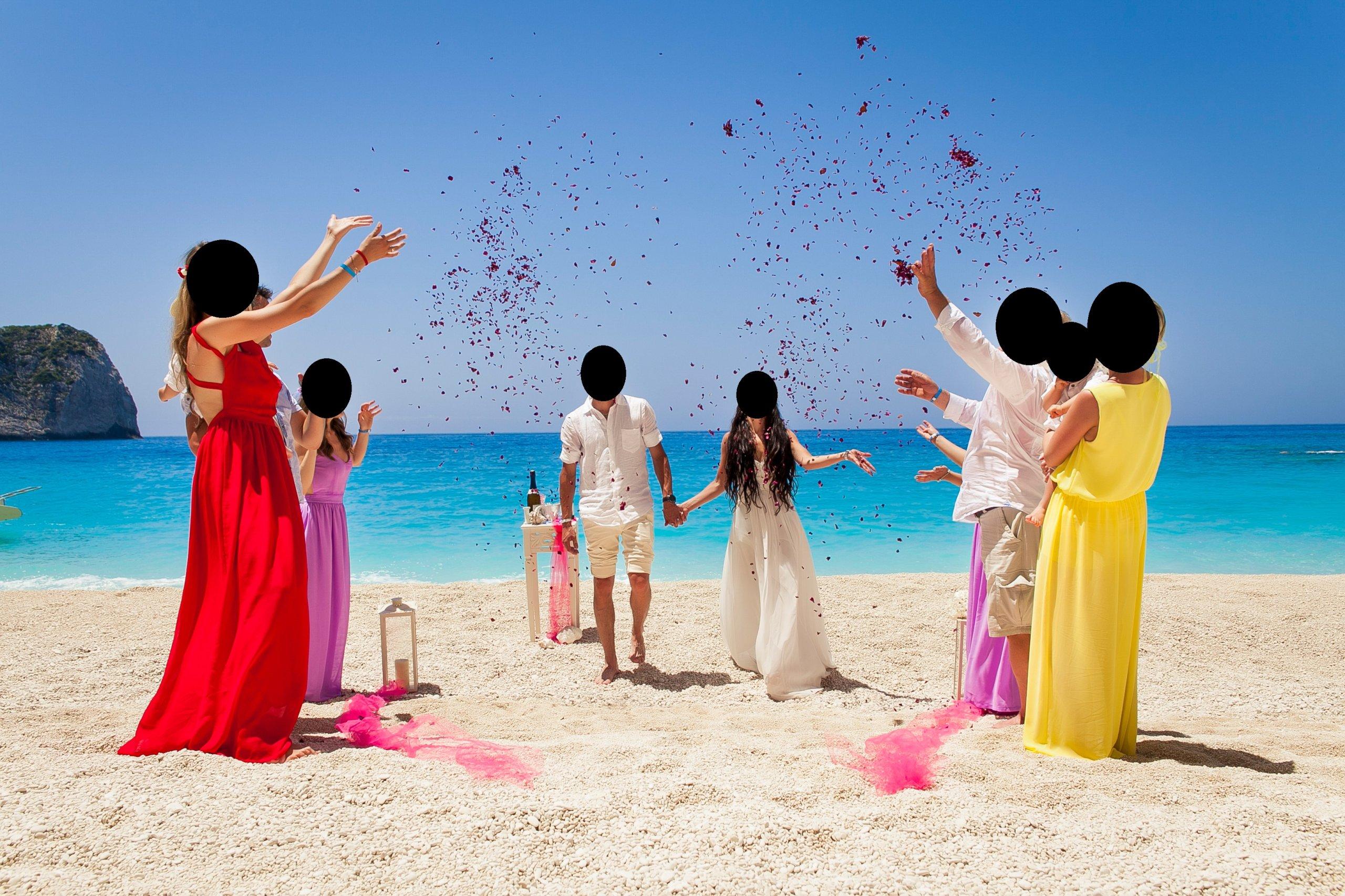 Długa Biała Suknia ślub Na Plaży ślub Cywilny 7076214571