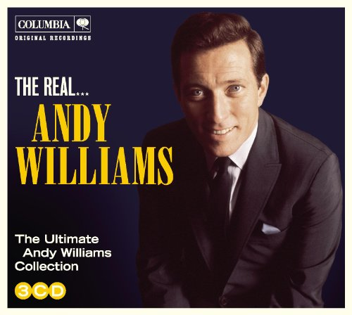 CD Williams, Andy - Real... Andy Williams