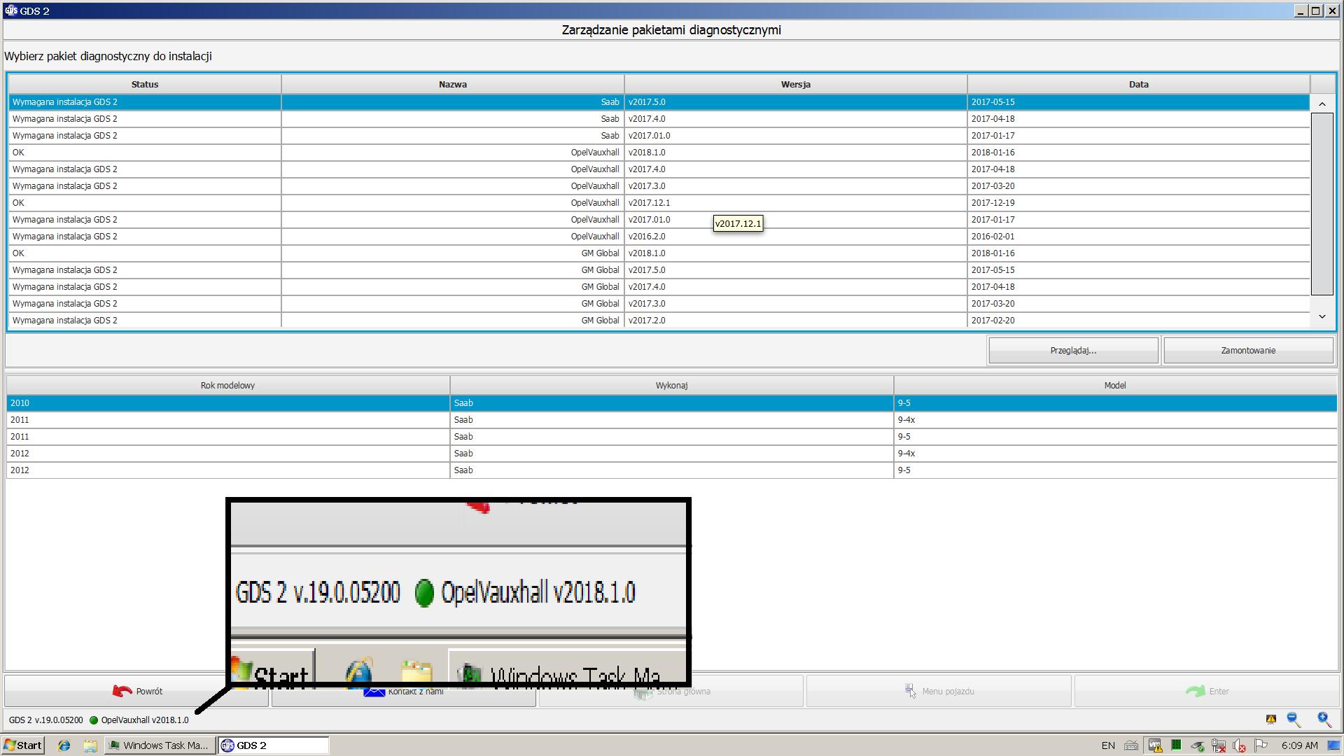 3xDVD GDS2 GM MDI TECH2WIN OPEL SAAB WIFI GlobalTI