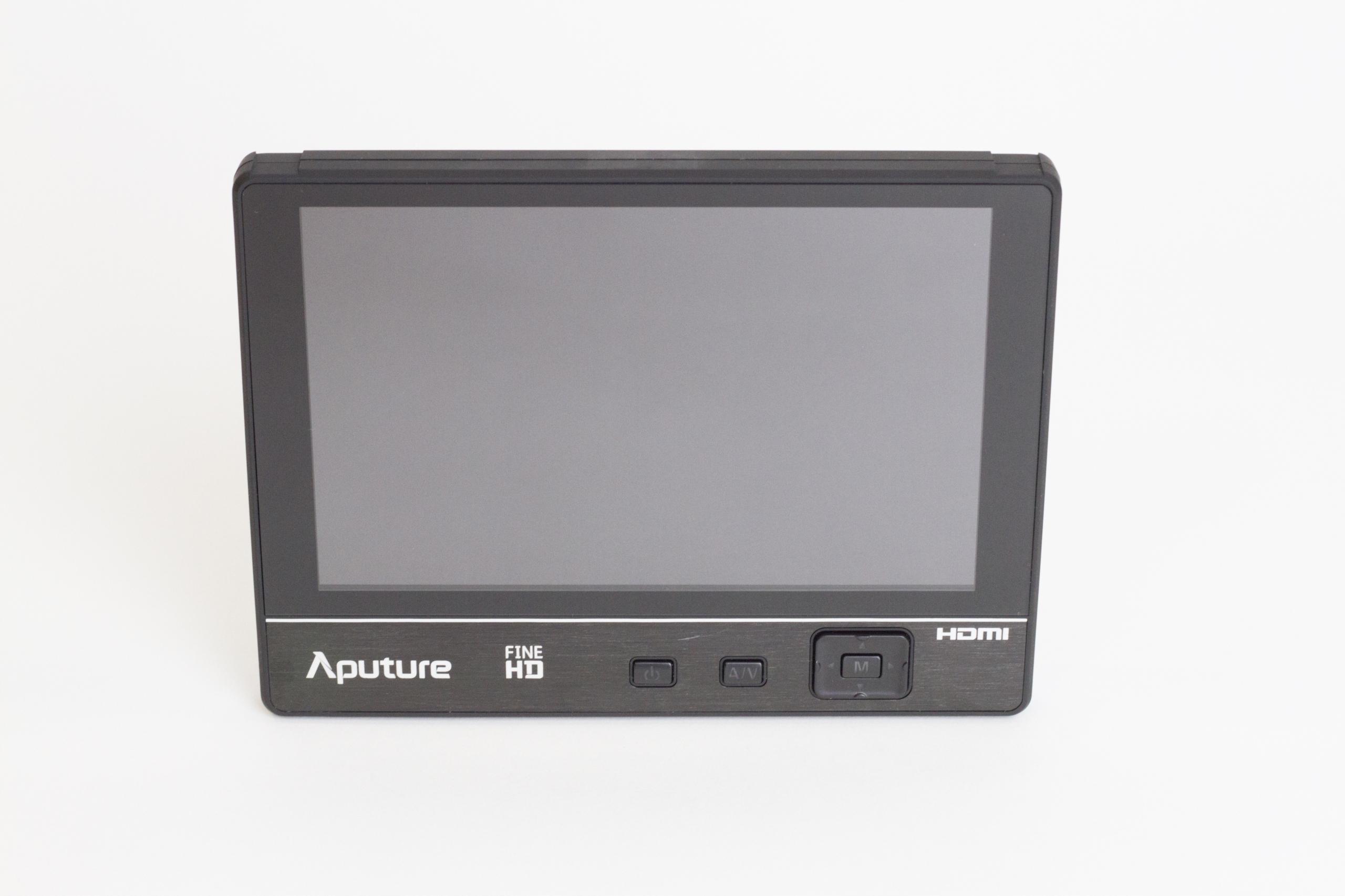 Monitor Aputure V-Screen VS-2 FineHD Jak nowy, B