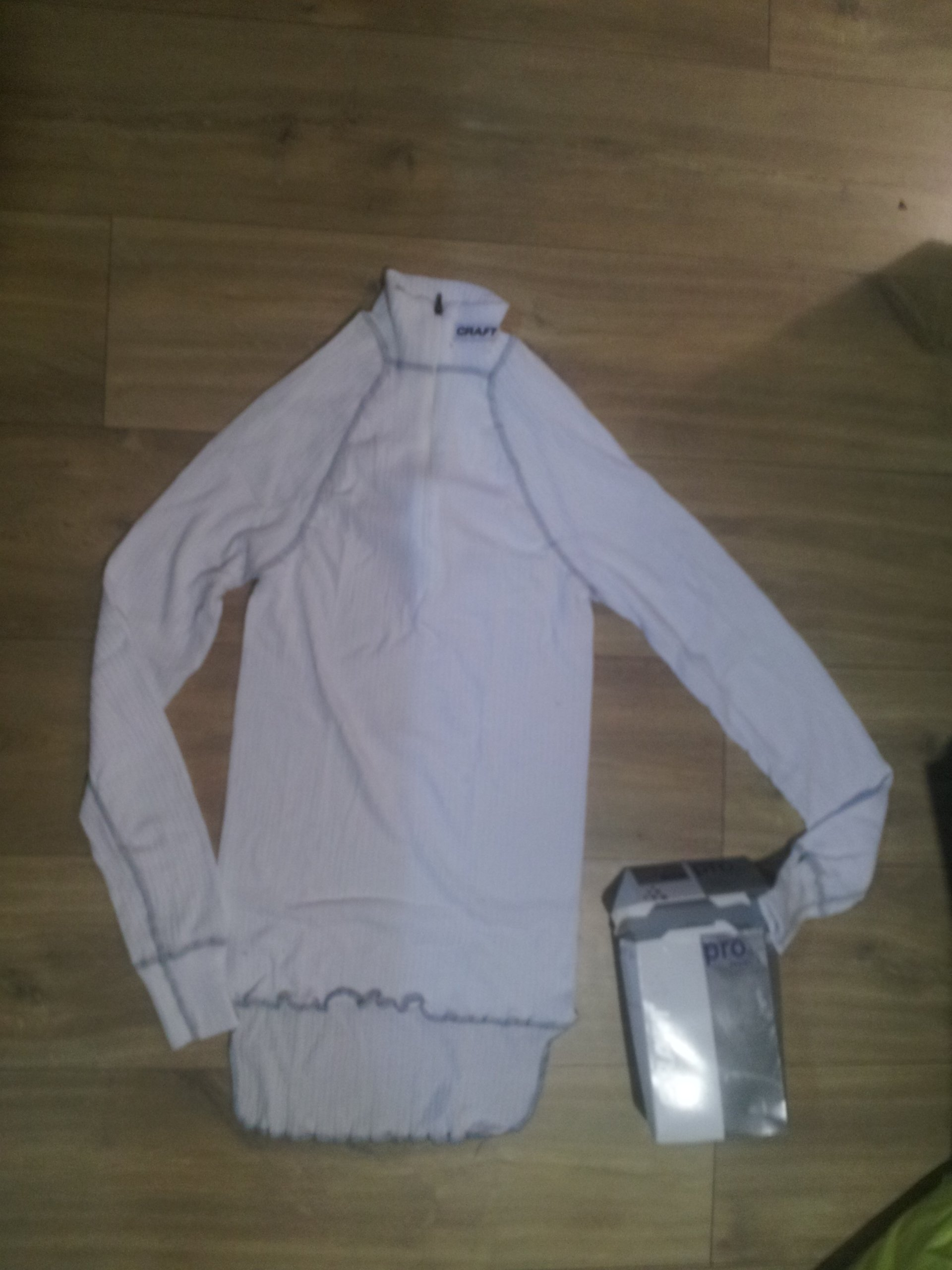 cbfd05f33 Craft Activ Zero koszulka bielizna termoaktywna S - 7115229557 ...