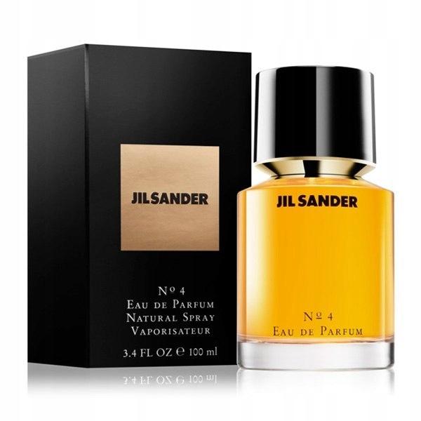 Perfumy Damskie Jil Sander Jil Sander EDP N 4