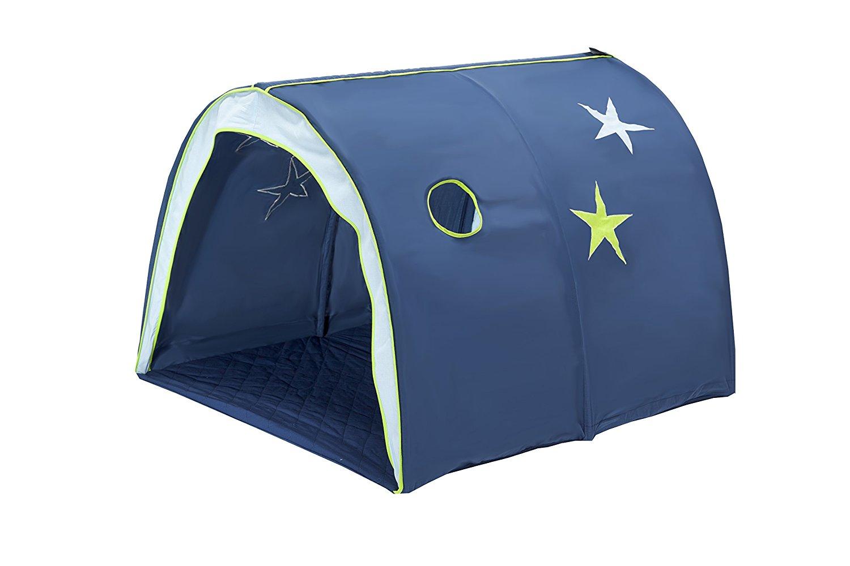 Tunel Na łóżko Piętrowe Niebieski Hoppekids A9a538