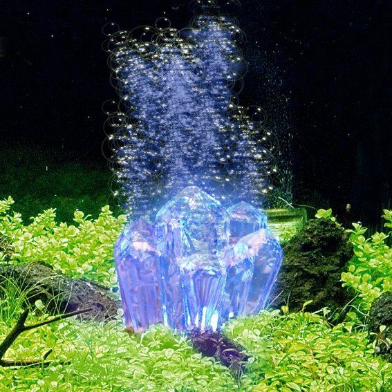 Hydor Lampa Led Niebieski Oświetlenie Akwarium 7149793849