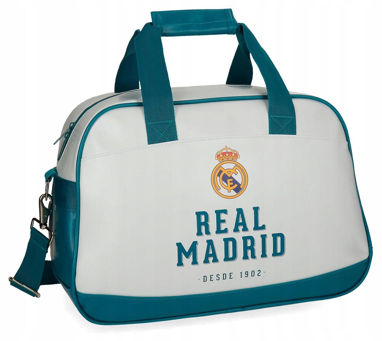 873e498702c18 Joumma Bags Torba podróżna Real Madryt - 7674034559 - oficjalne ...