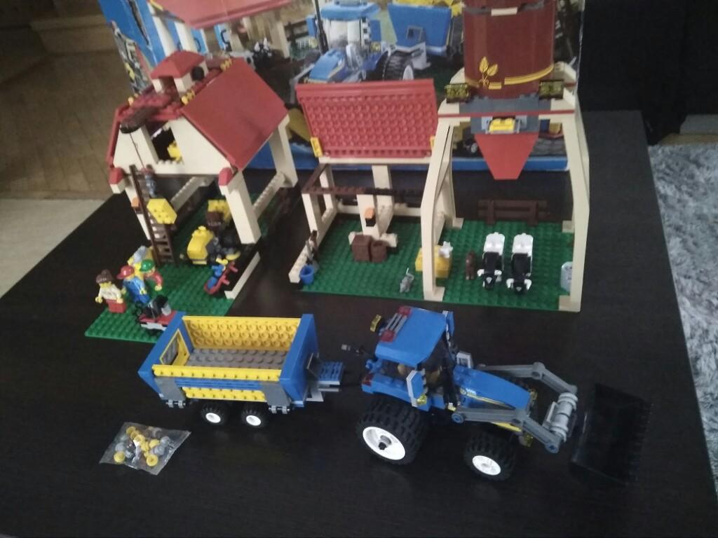 Lego City Farma Duża 7637 7080169251 Oficjalne Archiwum Allegro
