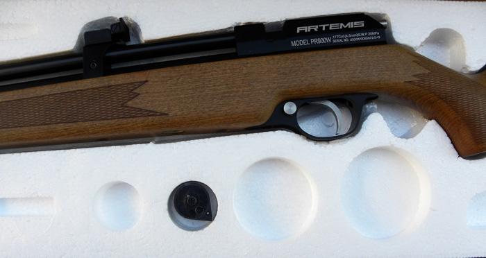WIATRÓWKA PCP Kandar Artemis PR900W 5,5 mm - 7274614999 - oficjalne