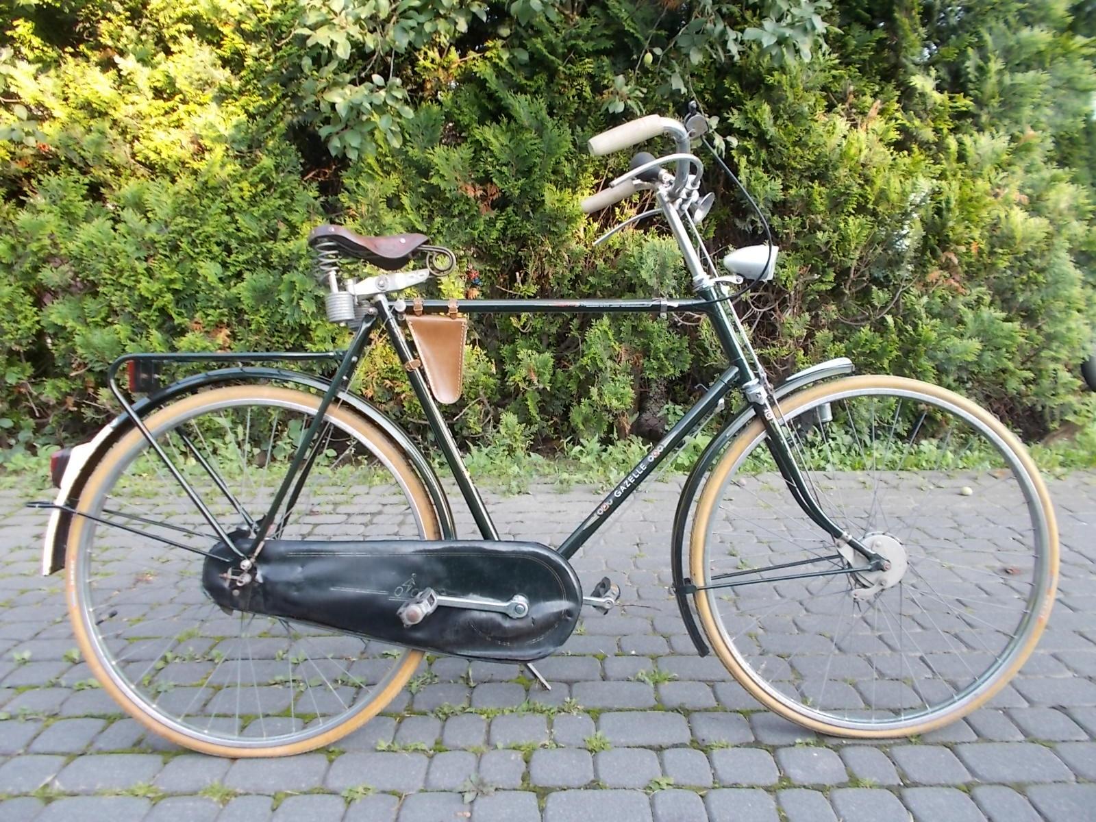 rower męski Gazelle stary zabytkowy
