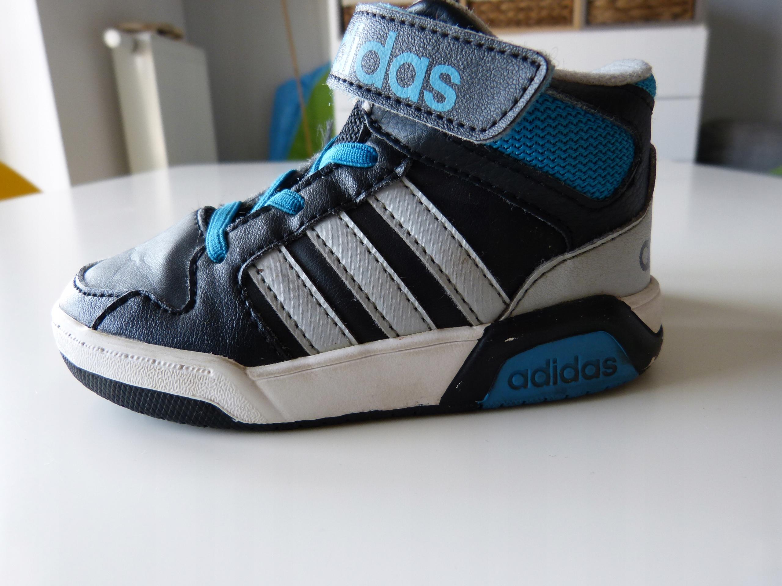 buty sportowe dla chłopca 23 adidas
