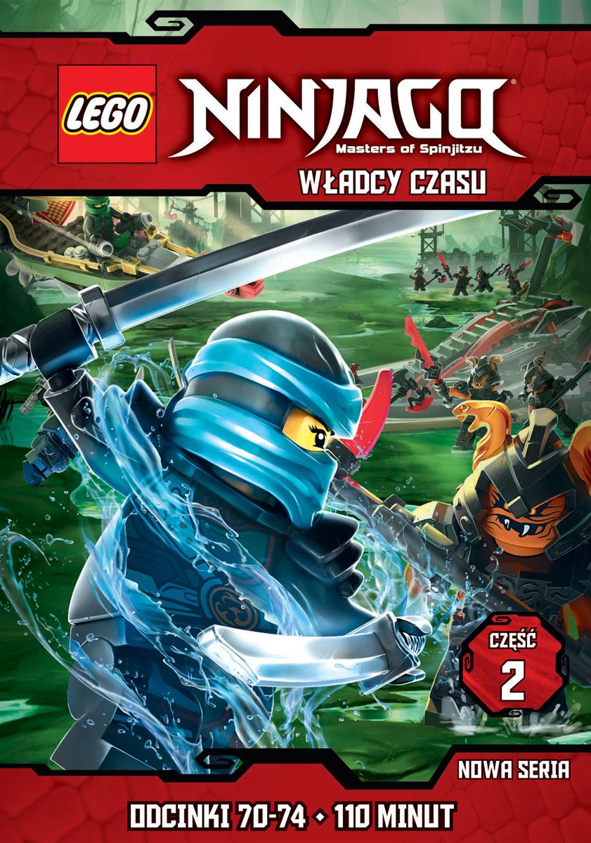 LEGO NINJAGO: Władcy Czasu Część 2 DVD