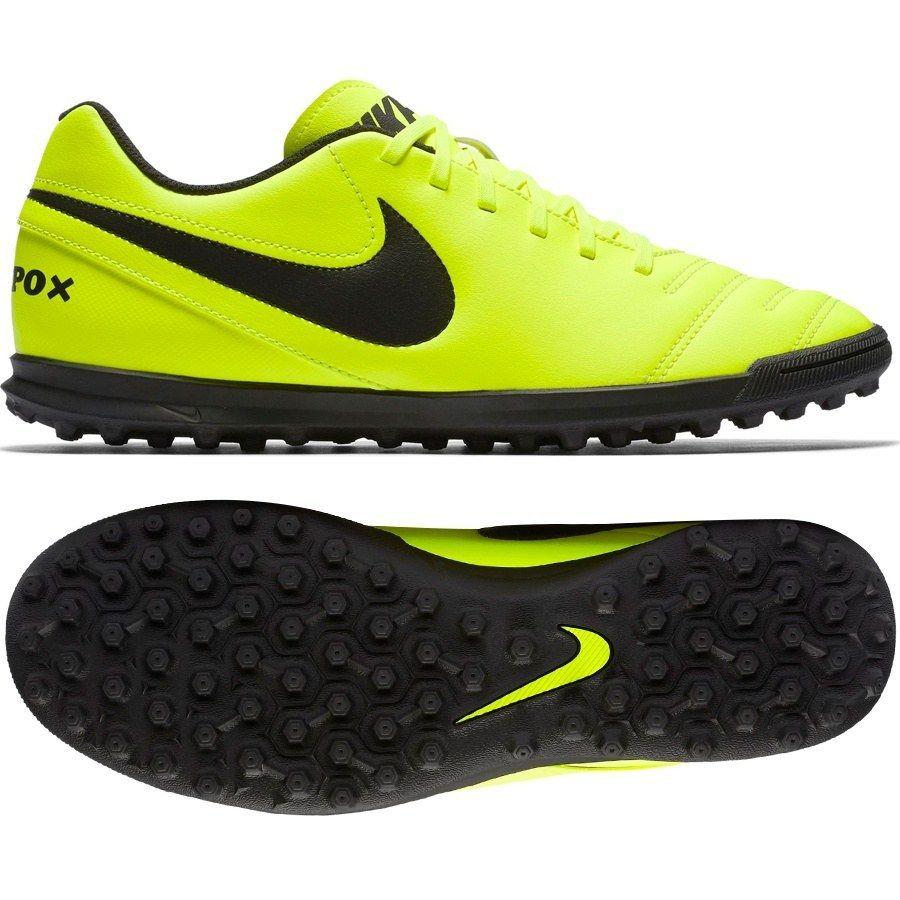 nowe tanie nowy haj delikatne kolory Buty Piłkarskie Nike TiempoX Rio III TF 42 - 6777924852 ...