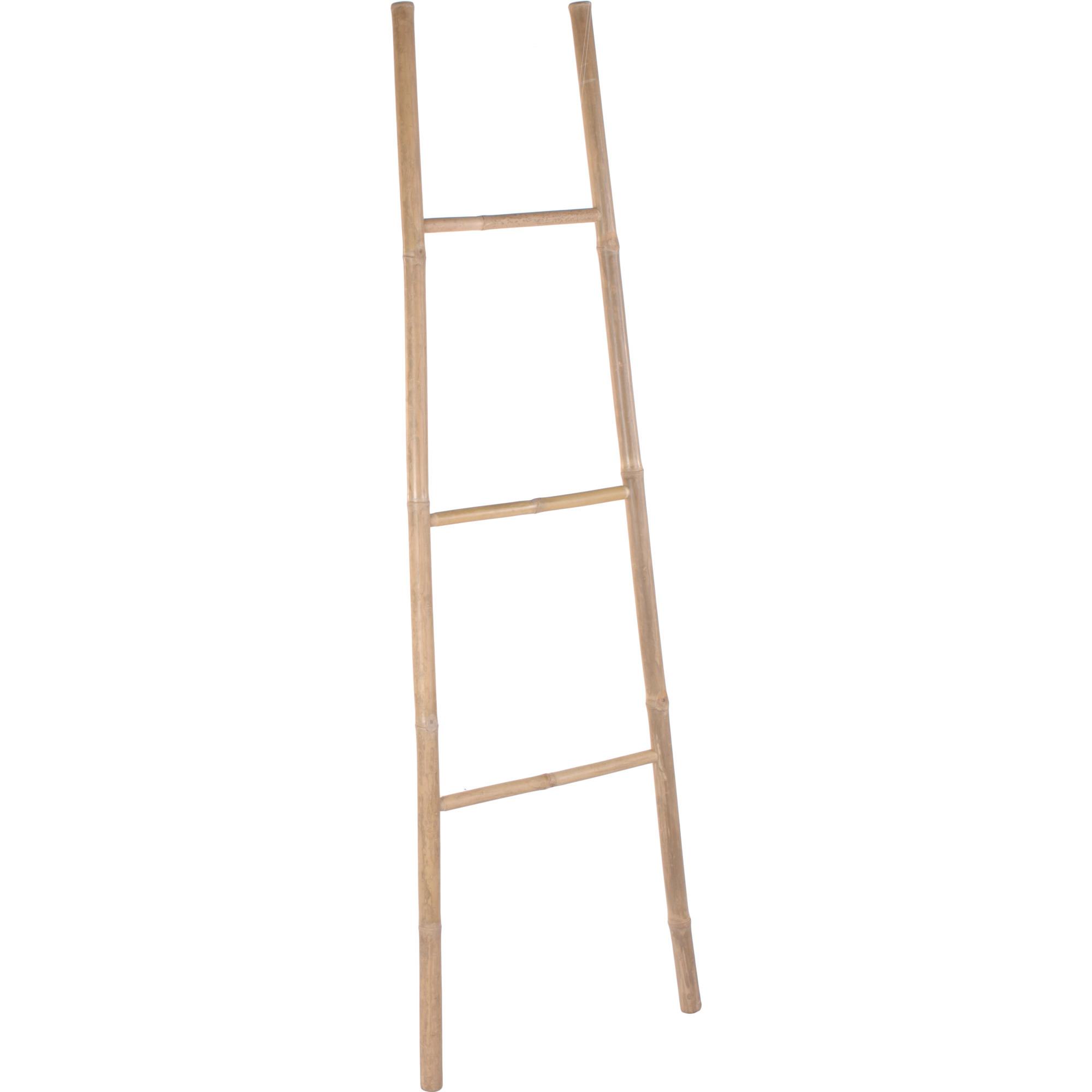 Bambusowa Drabinka Do łazienki Na Ręczniki H 171cm