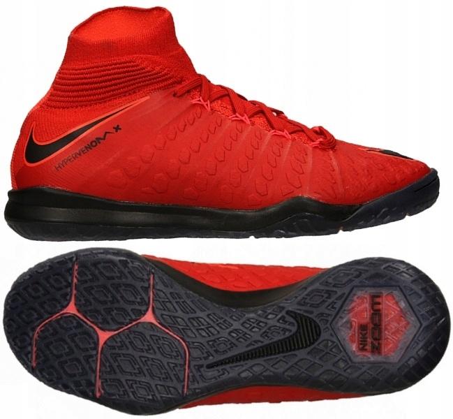 urok kosztów buty do biegania autentyczny HALÓWKI NIKE HypervenomX PROXIMO II IC JR - 36,5 ...