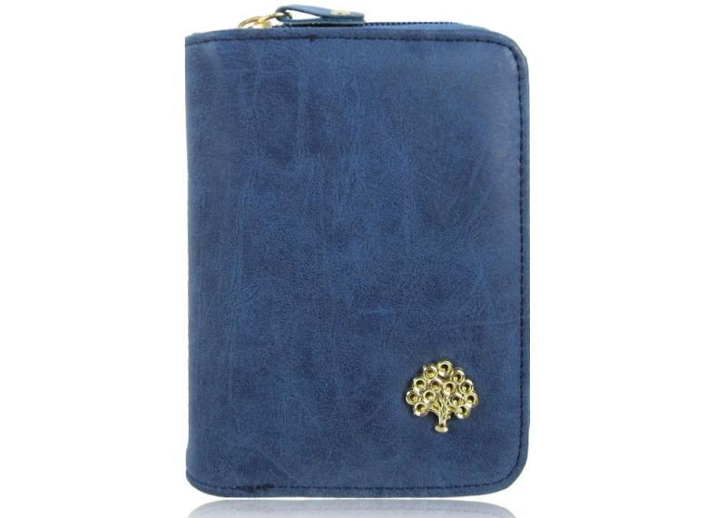 02f6b51ebfd0a MAŁY Granatowy portfel młodzieżowy na zamek - 6976066774 - oficjalne ...