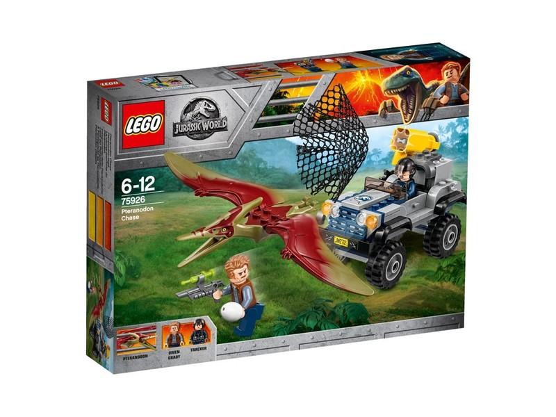 Lego Dinozaury 75926 Pościg Pteranodona 7370042229 Oficjalne