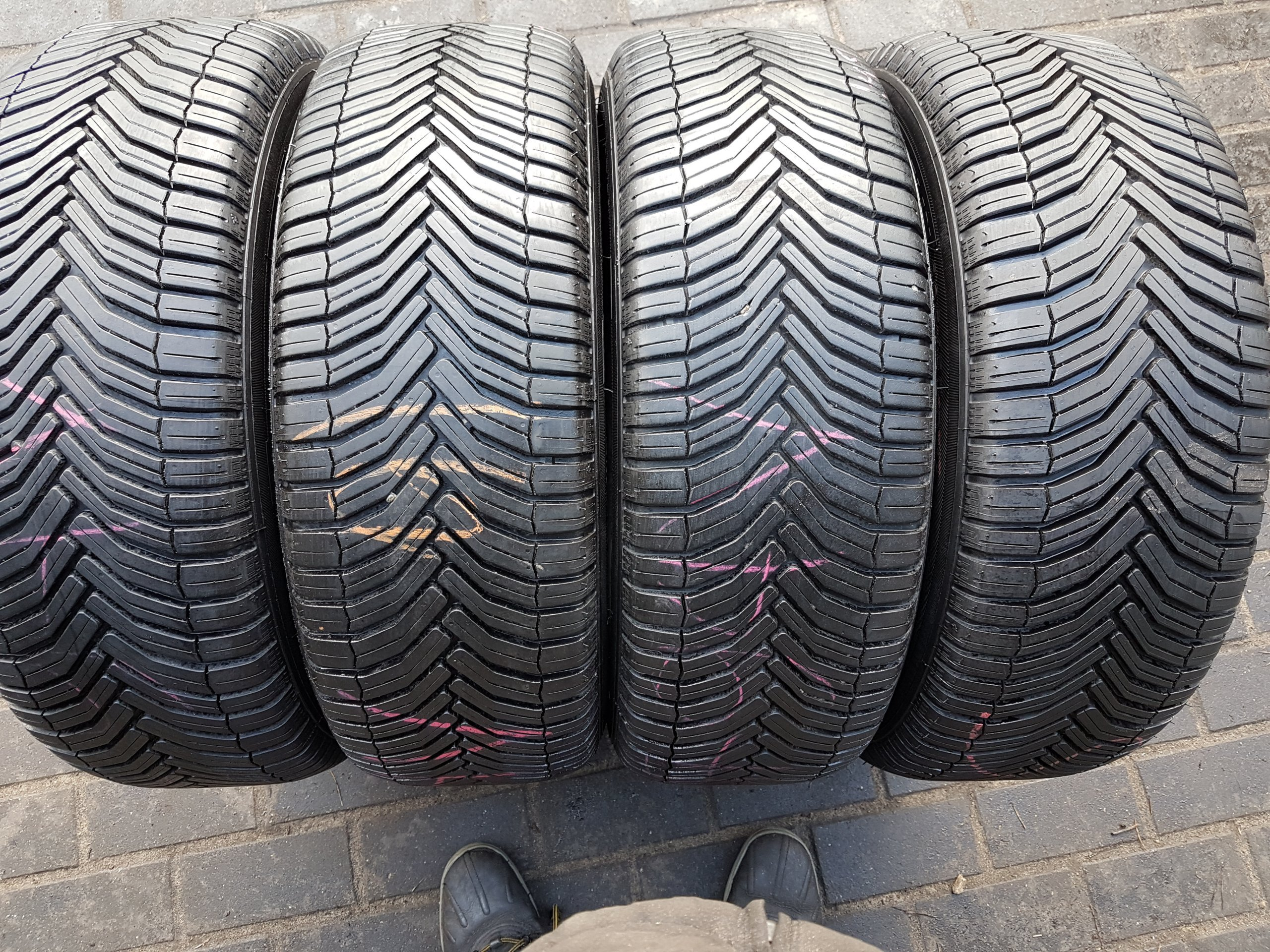 2055516 Michelin Crossclimate 94v 7mm Poznań 7170213362