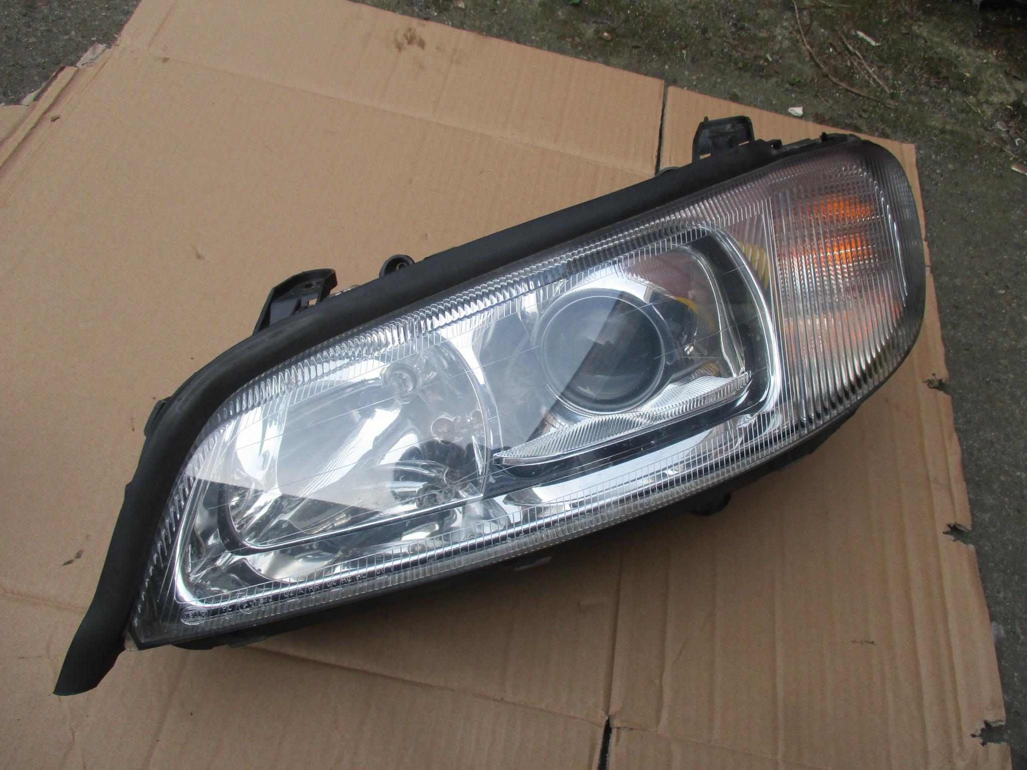 Lampa Przód Opel Omega B Fl Lewa Europa 7430532411