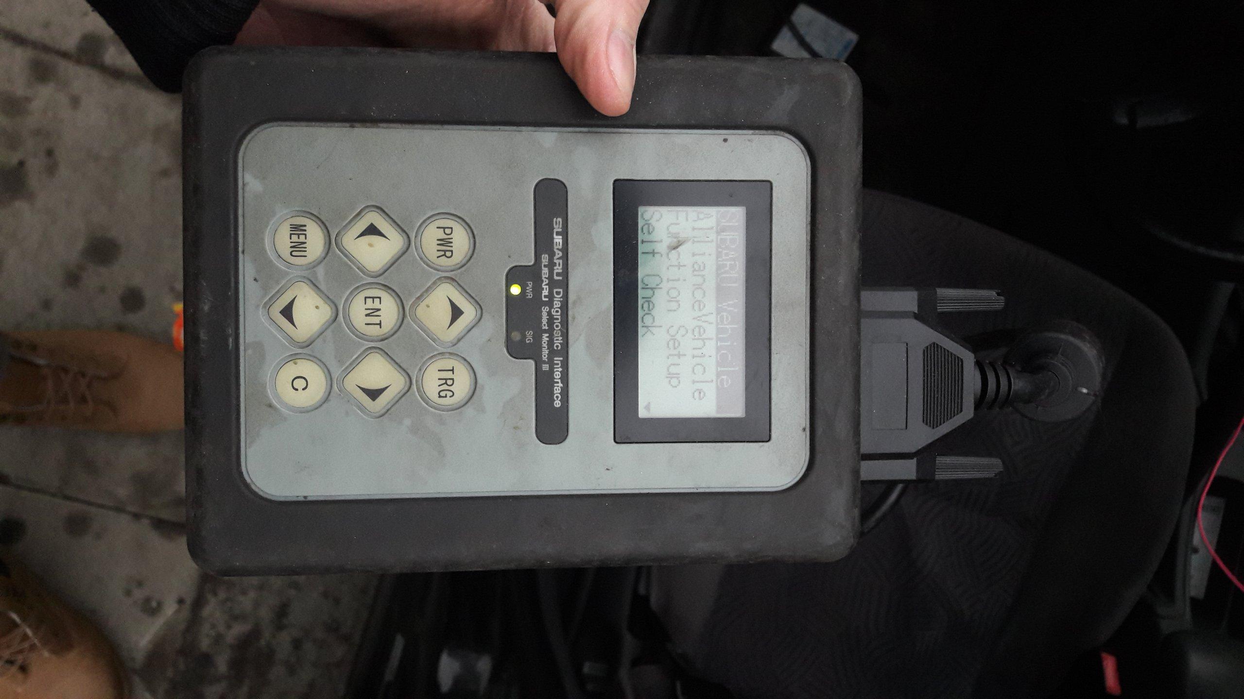 Komputer diagnostyczny Subaru - 7137661031 - oficjalne