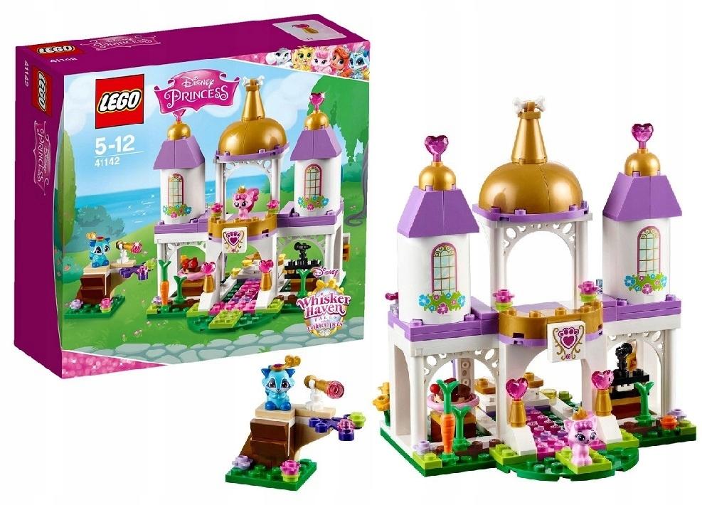 Klocki Lego Disney 41142 Królewski Zamek Zwierzą 7472672126